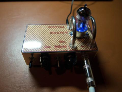 自作ギターアンプ