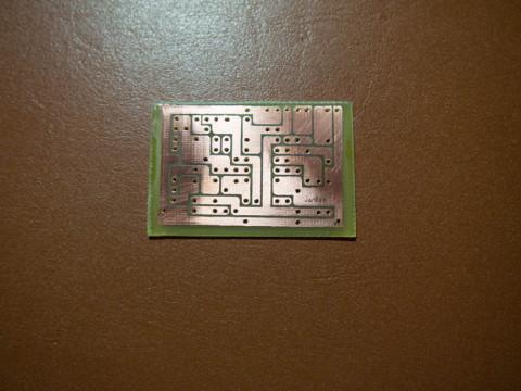 自作PCB