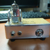 自作真空管アンプのMOD-プリアンプアウト、スピーカーアウト切り替えスイッチ増設