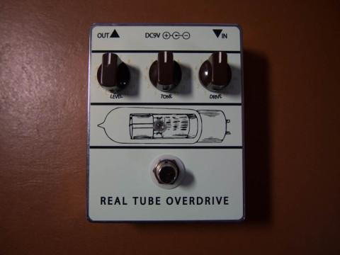 Tube driver 自作