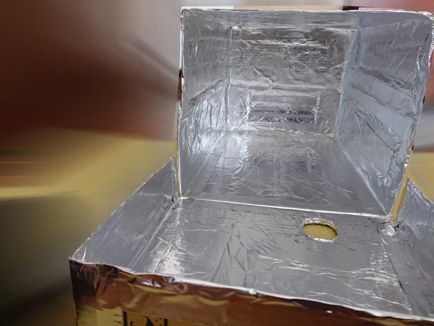 耐熱塗装ブース製作